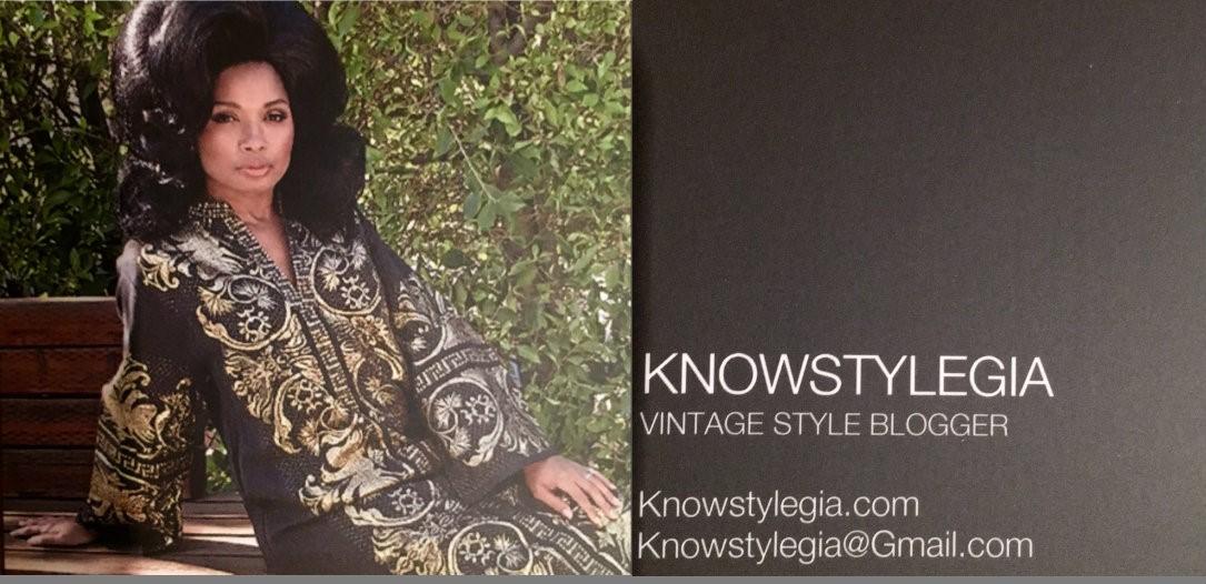 Knowstylegia Vintage Style