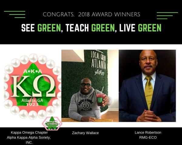 Congrats, Award Winners